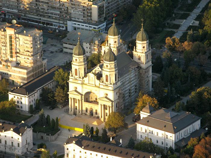 кафедральный собор Яссы