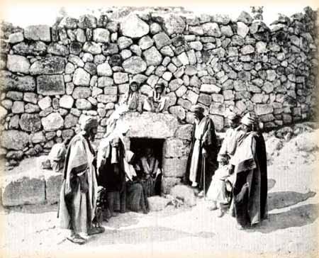 Вифания Гробница Лазаря Четверодневного 1893