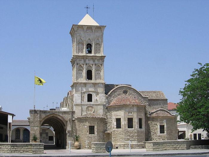 церковь праведного Лазаря на Кипре, Ларнака