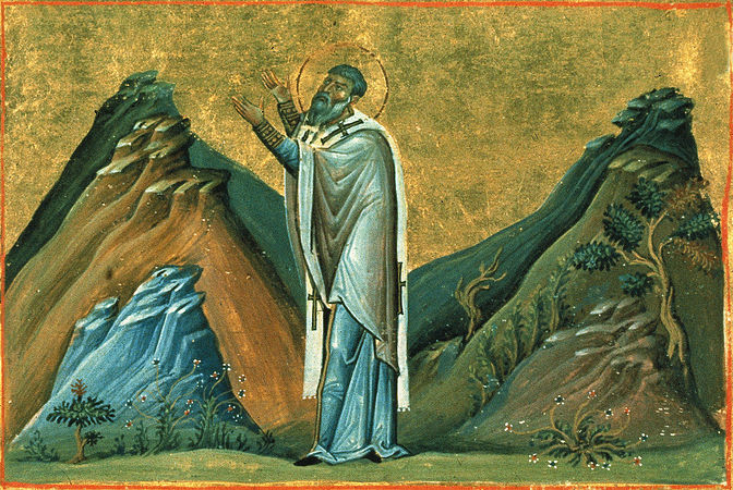 Равноапостольный Аверкий Иерапольский, епископ