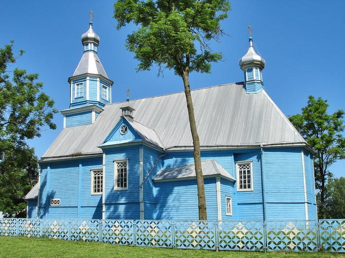 церковь Успения Пресвятой Богородицы Лавришево