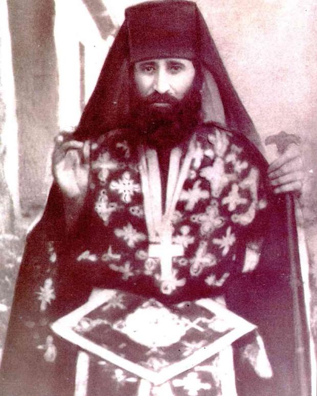Преподобноисповедник Георгий (Карслидис)