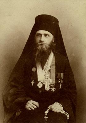 Cвященномученик Лаврентий (Князев)
