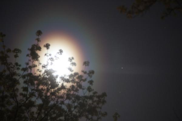 Лунный венец 6 мая 2015 г.