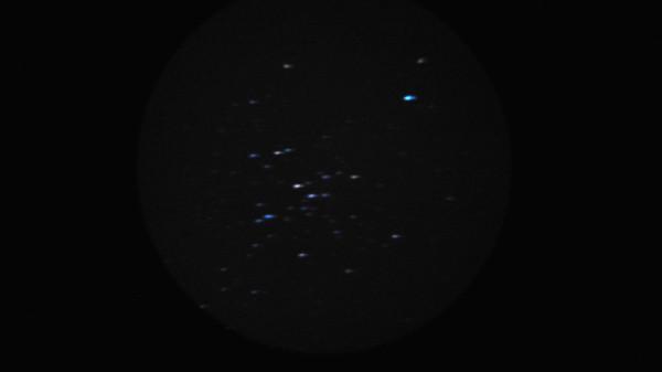 Звёздное скопление М41.