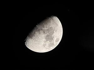 Луна и Альдебаран 06.02.2017.