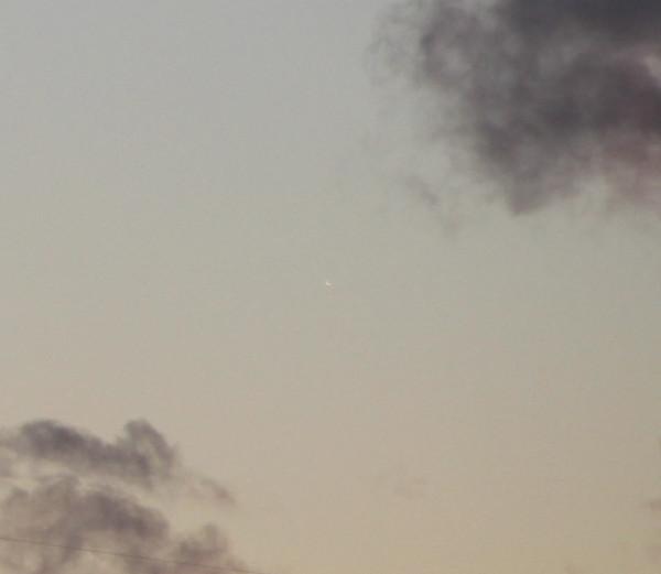 Венера 23.03.2017.