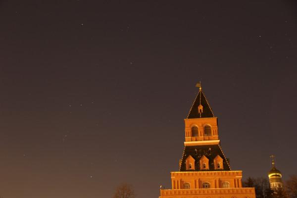 Час Земли (25.03.2017, г. Москва, вид в районе Московского Кремля - без подсветки). .JPG