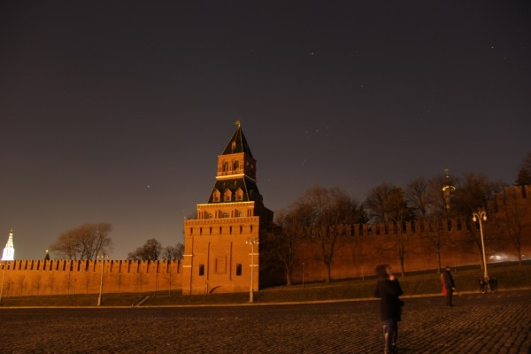 Час Земли (25.03.2017, г. Москва, вид - без подсветки - на Кремль). .JPG