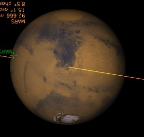 Марс 19 апреля 2014 г.