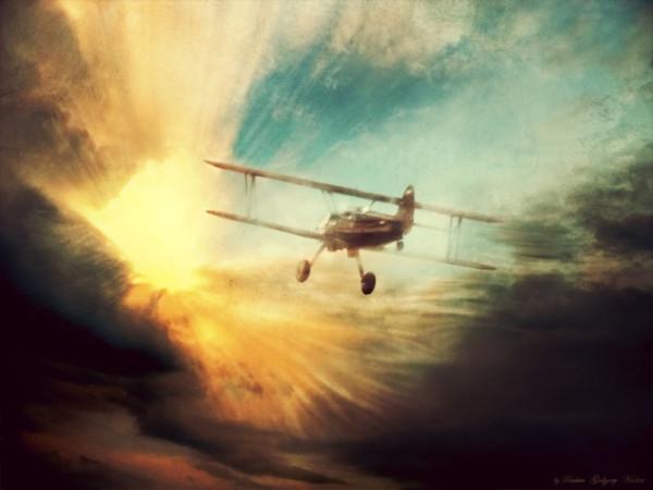 полет-на-самолете