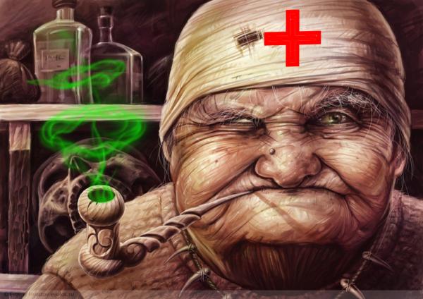 доктор Вуду