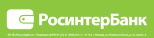 Logo_RosinterBank_лого +лицензия