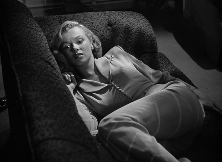 Асфальтовые джунгли. Режиссёр Джон Хьюстон. 1950.