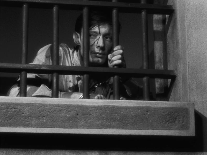 Приговоренный к смерти бежал, или Дух веет, где хочет. 1956. Рейтинг фильма - 8,507; 323-е место в Золотой Тысяче.