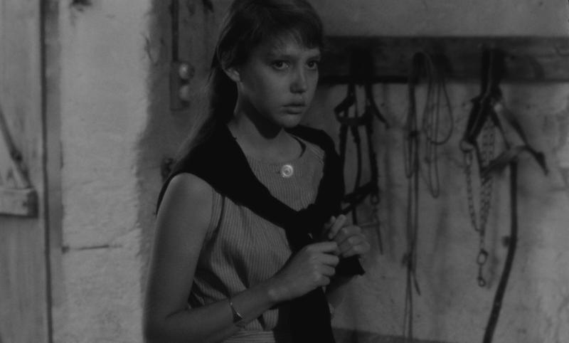 Наудачу, Бальтазар. 1966. Рейтинг фильма - 7,865; 902-е место в Золотой Тысяче.