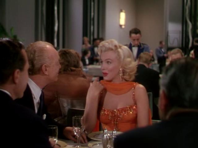 Джентльмены предпочитают блондинок. Режиссёр Ховард Хоукс. 1953.