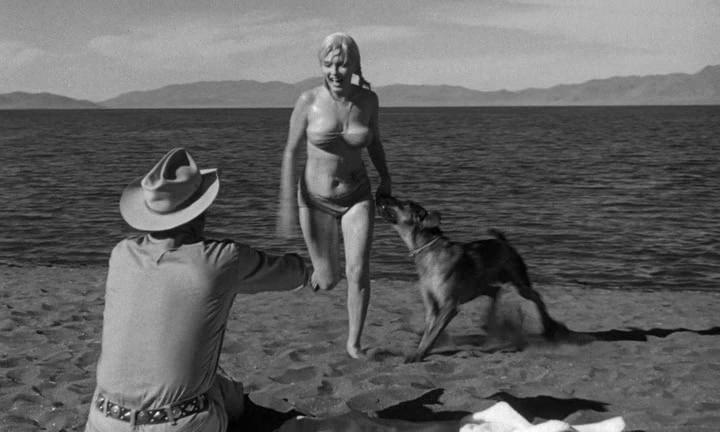Неприкаянные. Режиссёр Джон Хьюстон. 1961.