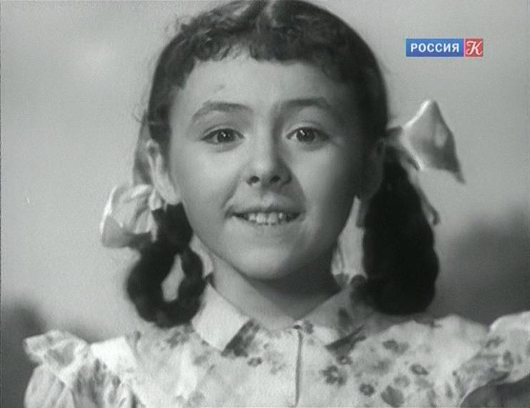 Девочка и крокодил. Режиссёры Иосиф Гиндин, Исаак Менакер, 1956.