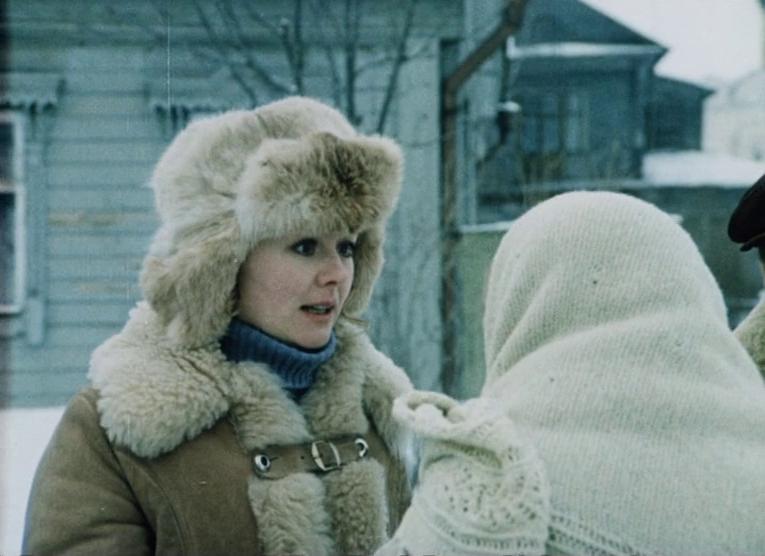 Тема. Режиссёр Глеб Панфилов, 1979.
