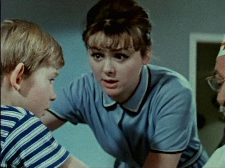 Приключения желтого чемоданчика. Режиссёр Илья Фрэз, 1970.