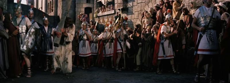 Бен-Гур. 1959. Рейтинг фильма - 9,497; 78-е место в Золотой Тысяче.