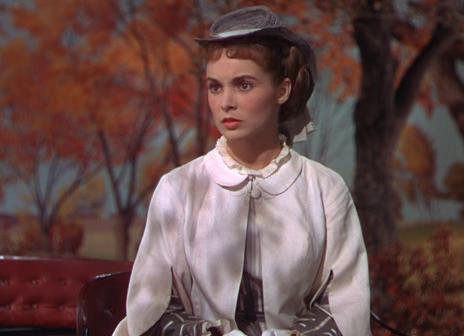 Маленькие женщины. 1949. Режиссёр Мервин ЛеРой.