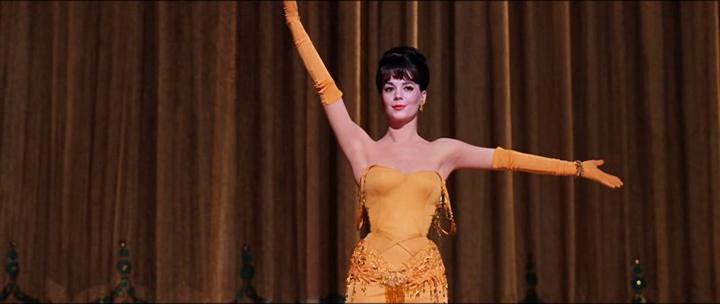 Цыганка. Режиссёр Мервин Ле Рой, 1962. Натали - 24 года.