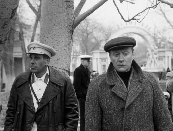 Мой друг Иван Лапшин. 1984. Рейтинг фильма - 7,902. 853-е место в Золотой Тысяче.