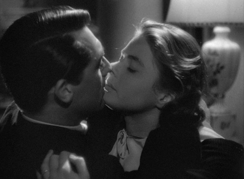 Дурная слава. 1946 год. Рейтинг фильма - 7,859. 912-е место в Золотой Тысяче.