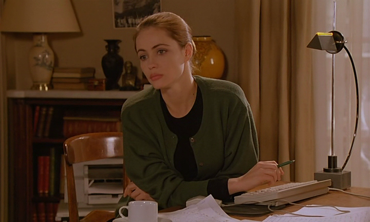 Нелли и месье Арно. 1995 год. Режиссёр Клод Соте.