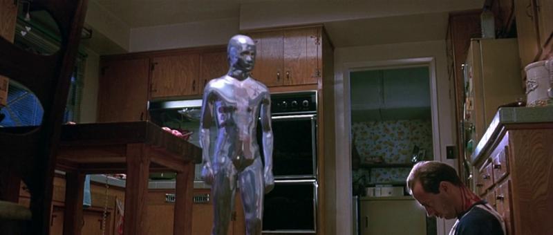 Терминатор 2: Судный день. 1991 год. Рейтинг фильма - 8,528. 311-е место в Золотой Тысяче.