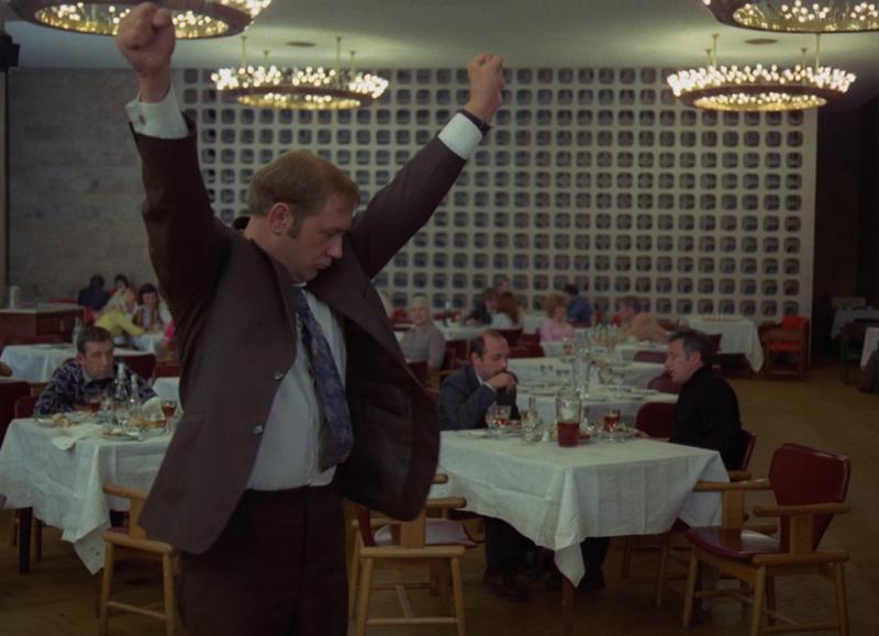 Афоня. 1975 год. Рейтинг фильма - 8,025. 674-е место в Золотой Тысяче.
