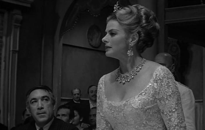 Визит. Режиссёр Бернхард Викки. Италия. 1964 год.