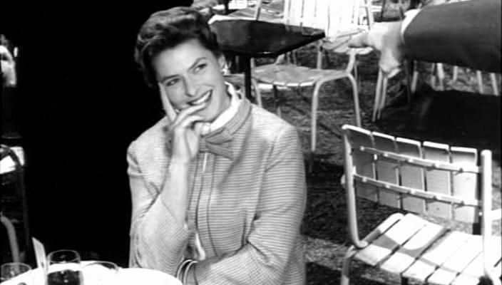 Любите ли вы Брамса? Режиссёр Анатоль Литвак. Франция. 1961 год.