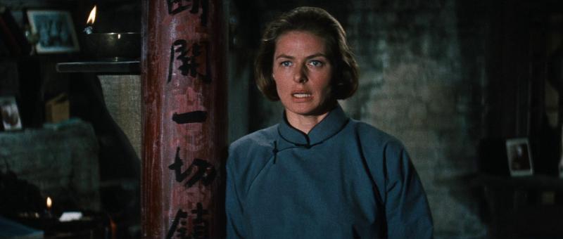 Постоялый двор шестой степени счастья. Режиссёр Марк Робсон. США. 1958.