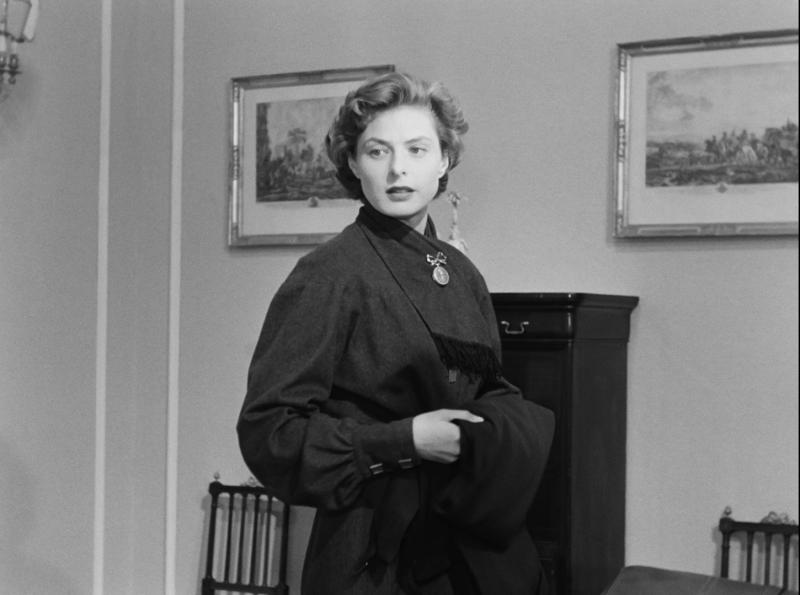 Путешествие в Италию. Режиссёр Роберто Росселлини. Италия. 1954.