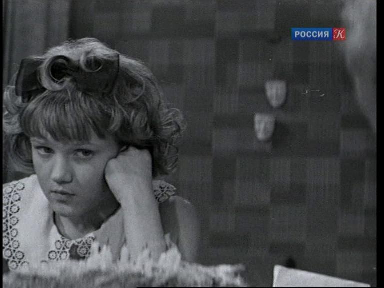 Переходный возраст. 1968 год. Режиссёр - Ричард Викторов.