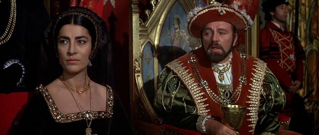 Тысяча дней Анны. 1969 год. Режиссёр Чарльз Джэррот.