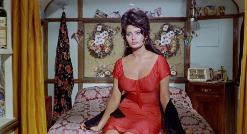 "Боккаччо 70 (новелла ""Лотерея""). 1962.  Режиссёр Витторио Де Сика."