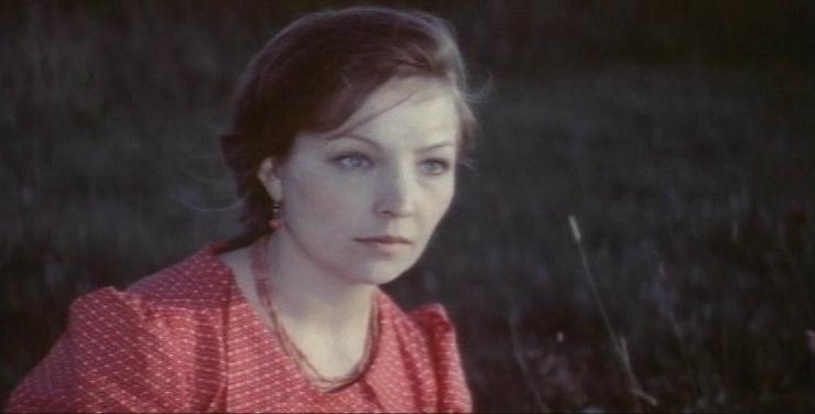 Любовь земная. 1975. Режиссёр Евгений Матвеев.