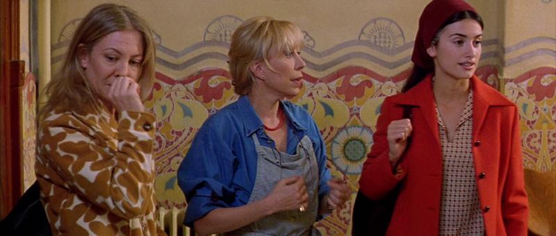 Всё о моей матери. 1999. Рейтинг фильма - 10,795. 16-е место в Золотой Тысяче.