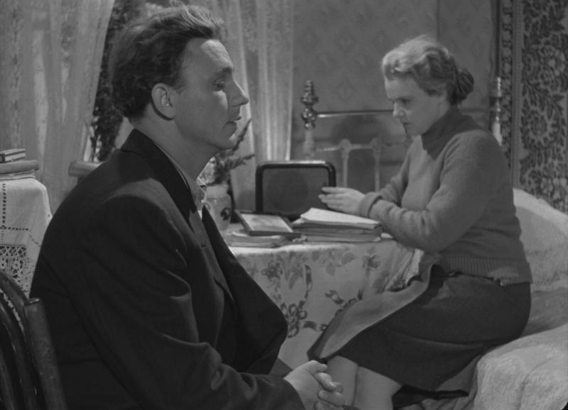 Весна на Заречной улице (совместно с Феликсом Миронером). 1956. Рейтинг фильма - 7,905. 851-е место в Золотой Тысяче.