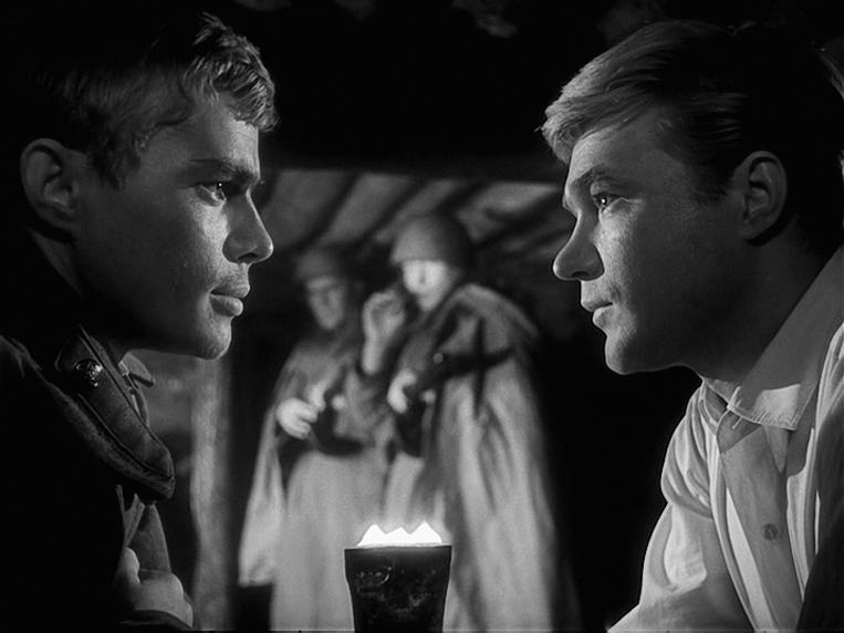 Застава Ильича (Мне двадцать лет). 1964. Рейтинг фильма - 8,597. 280-е место в Золотой Тысяче.