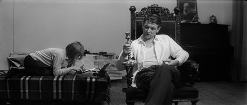 Июльский дождь. 1966. Рейтинг фильма - 7,824. 951-е место в Золотой Тысяче.