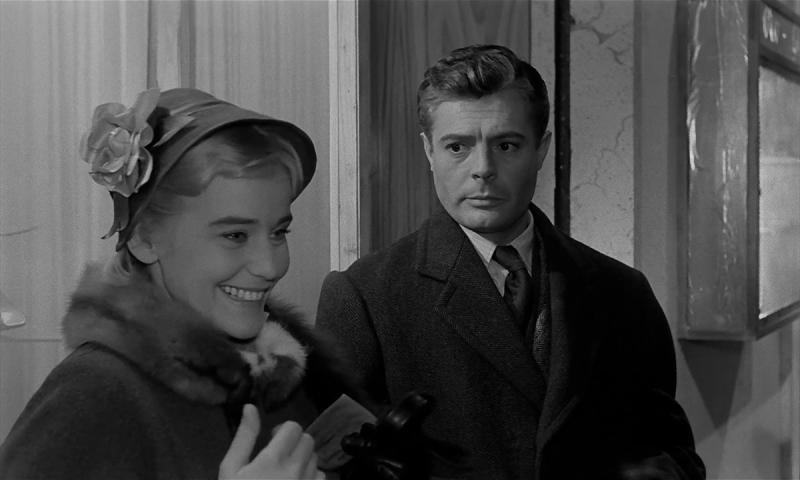 Белые ночи. 1957. Рейтинг фильма - 7,846. 929-е место в Золотой Тысяче.