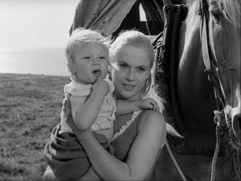 Седьмая печать. 1957. Рейтинг фильма - 8,772, 215-е место в Золотой Тысяче.