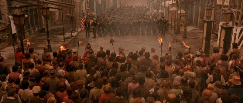 Банды Нью-Йорка. 2002. Рейтинг фильма - 8,188. 484-е место в Золотой Тысяче.