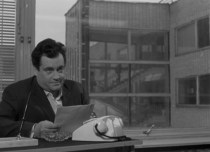 """Эльдар Рязанов в своем фильме """"Дайте жалобную книгу"""", 1965 год"""