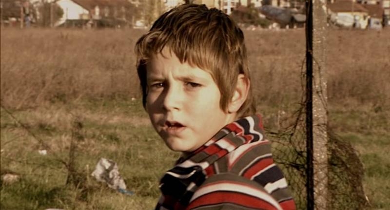 """Невидимые дети (новелла """"Цыганёнок""""). 2005. Рейтинг фильма - 7,811. 962-е место в Золотой Тысяче."""